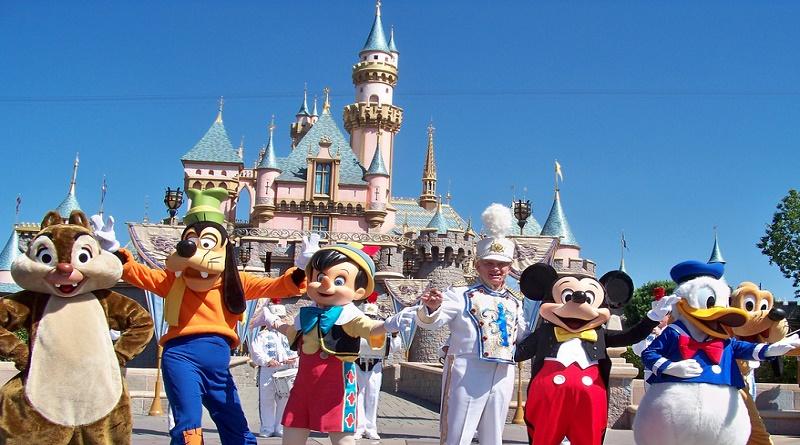 A Disneyland Paris con la famiglia
