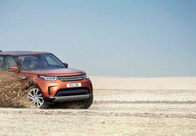 Nuova Land Rover Discovery: il SUV famigliare definitivo