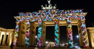 Le Luci di Berlino a Ottobre: un festival architettonico e spettacolare
