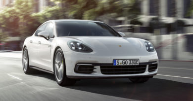 Porsche Panamera 4 E-Hybrid, una nuova filosofia di vita