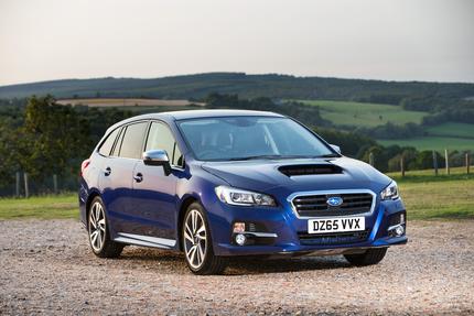 Subaru Levorg: la WRX da famiglia