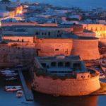 In Puglia, a Gallipoli, la bella del Salento, il polpo alla pignata
