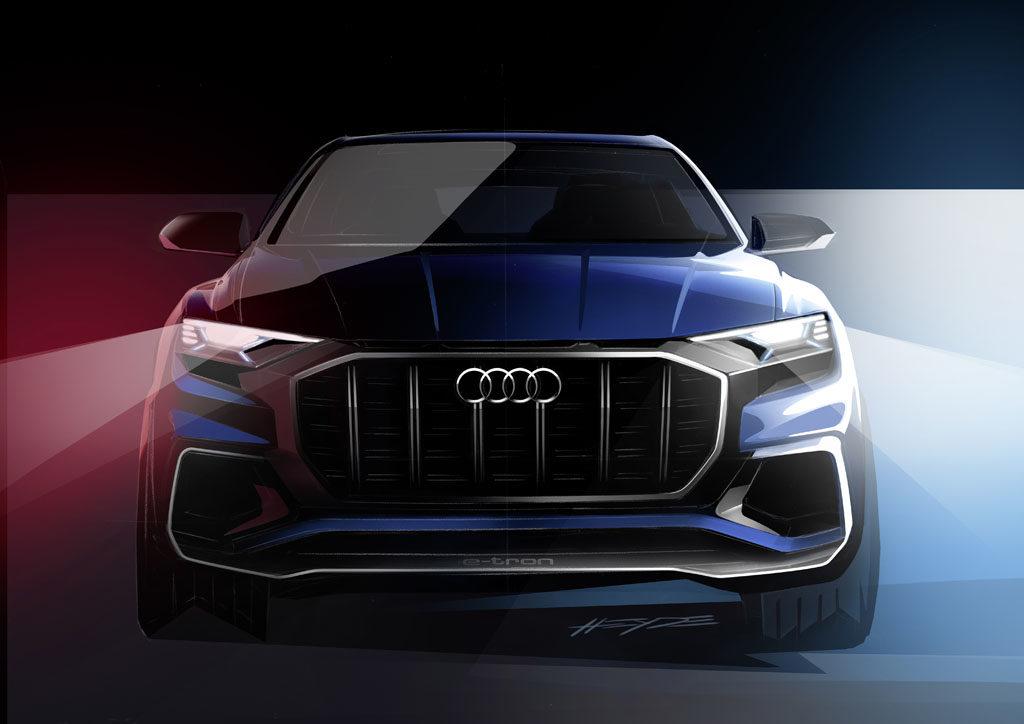 Salone di Detroit 2017 Audi
