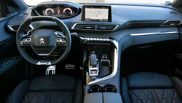 Weekend in auto con la nuova Peugeot 3008 2016