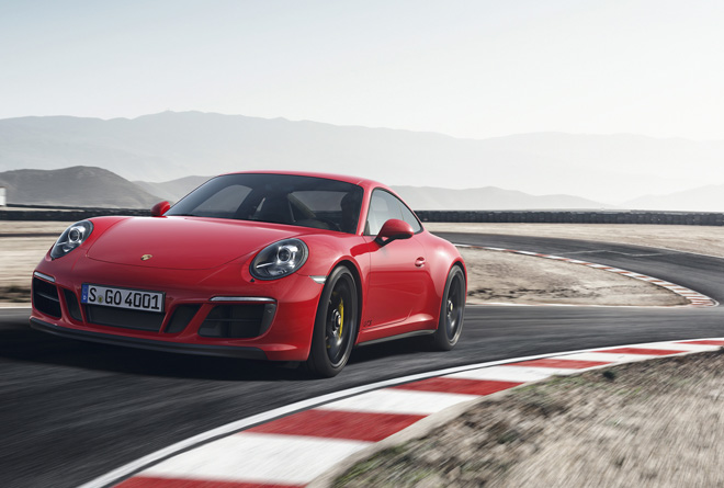 Arriva la Porsche 911 GTS
