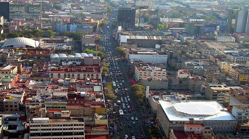 Traffico in aumento da Città del Messico a Stoccolma