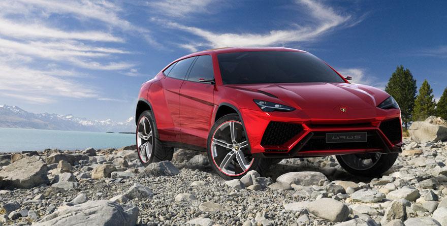 Lamborghini Urus, il SUV dei misteri