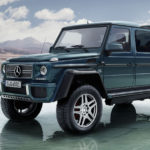 Mercedes-Maybach G 650 Landaulet: il fuoristrada diventa limousine