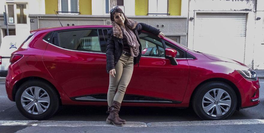 Renault Clio Turbo GPL: le donne s'innamorano