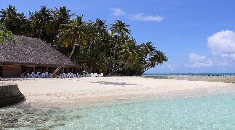 Isola di Vaadhoo, il paradiso non può attendere