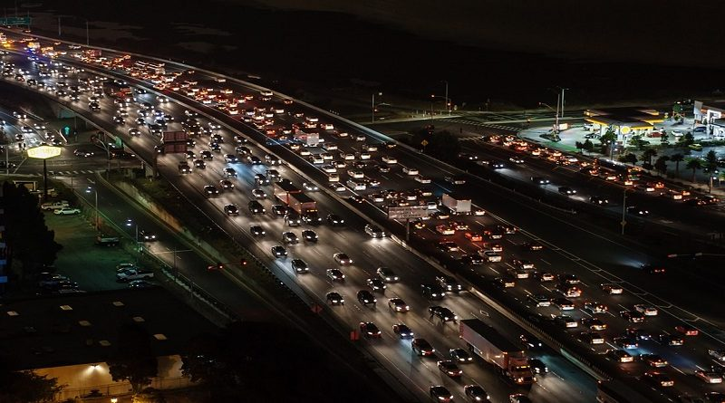 Traffico intenso in tutta Italia
