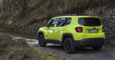 Jeep Renegade Upland serie speciale
