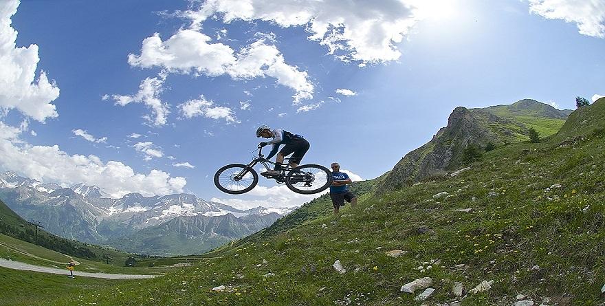A Pontedilegno-Tonale l'estate arriva con i Bike Days
