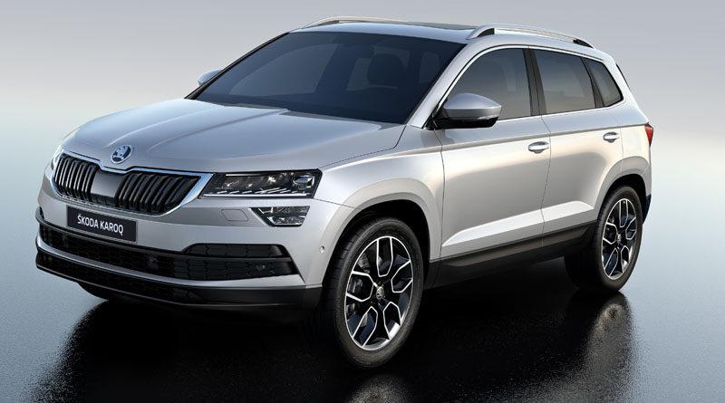 Auto per la famiglia - SUV Skoda Karoq