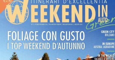 Weekend In Auto N.5/2016