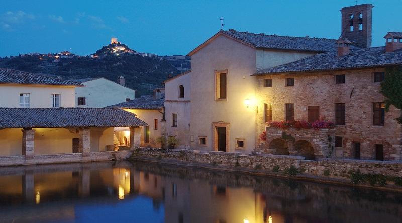 Toscana. Alla ricerca dei borghi segreti: Bagno Vignoni