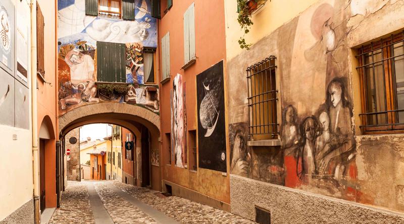Italia segreta da scoprire: dal Borgo di Dozza (BO) a Palazzo Varignana