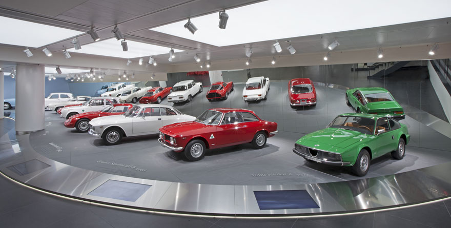 107 anni Alfa Romeo: weekend insieme al Biscione