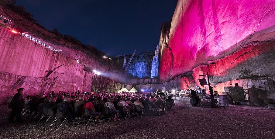 Weekend tra cave e canyon: torna Tones on the Stones, un festival unico al mondo