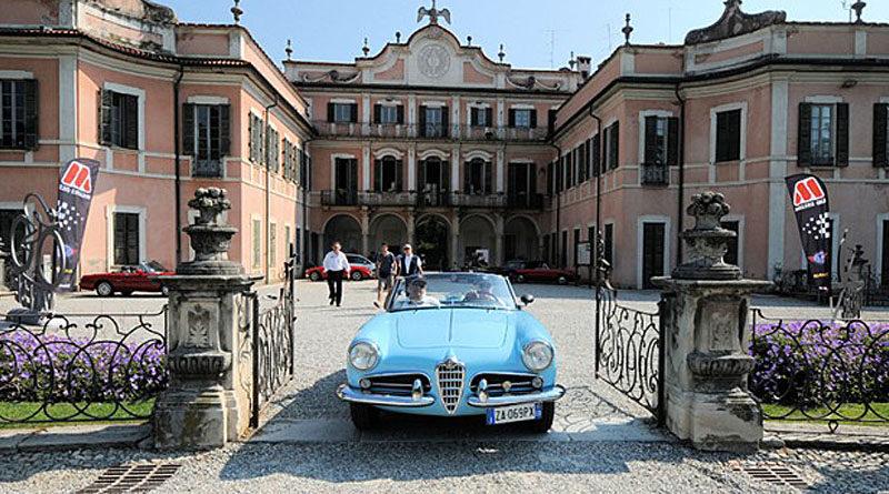 Auto storiche: Weekend alla Coppa dei Tre Laghi Varese Campo dei Fiori
