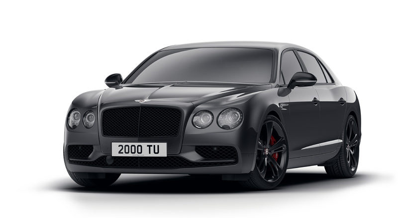 Bentley Flying Spur V8 S Black Edition