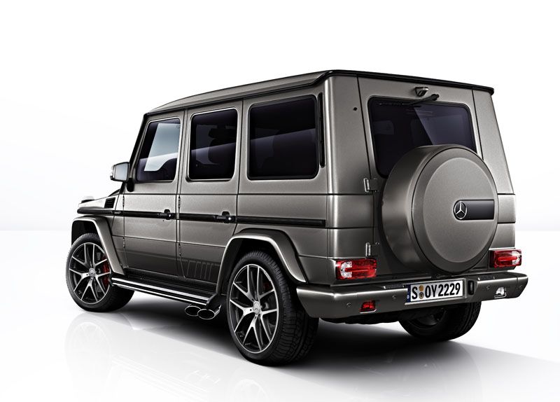 MERCEDES AMG G 63 E G 65 EXCLUSIVE EDITION
