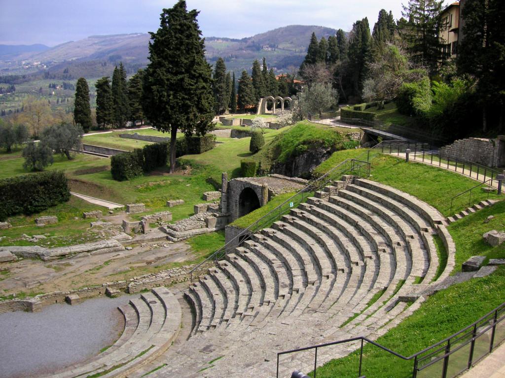 Fiesole, Anfiteatro - Foto: Nikater