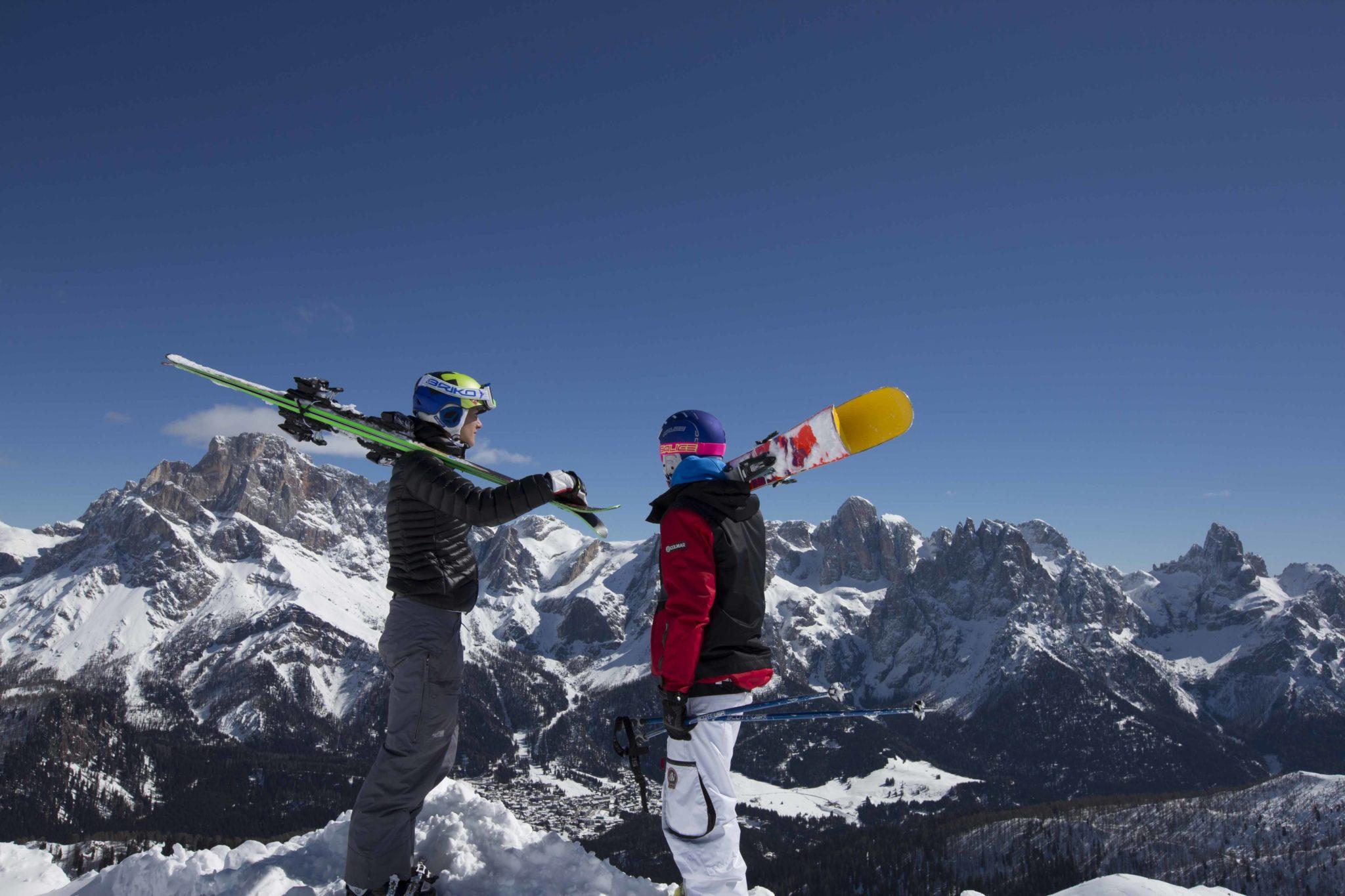 Skiarea San Martino di Castrozza Passo Rolle