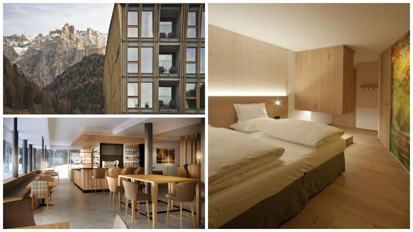 Val gardena romantica weekend premium for Design hotel eden selva