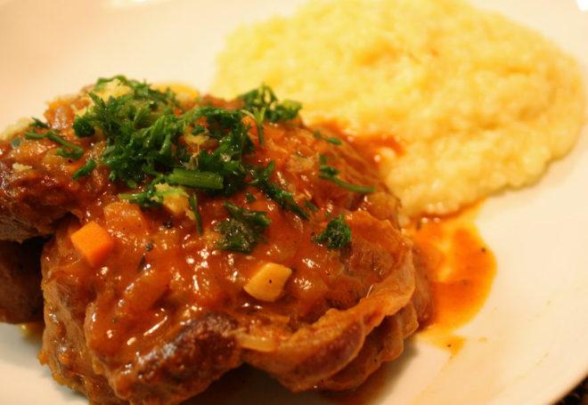 La ricetta dell 39 ossobuco weekend premium for Cucinare ossobuco