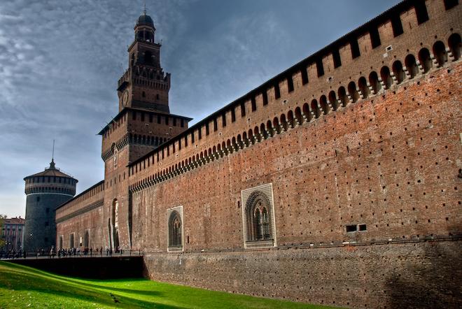 castello-sforzesco-milano