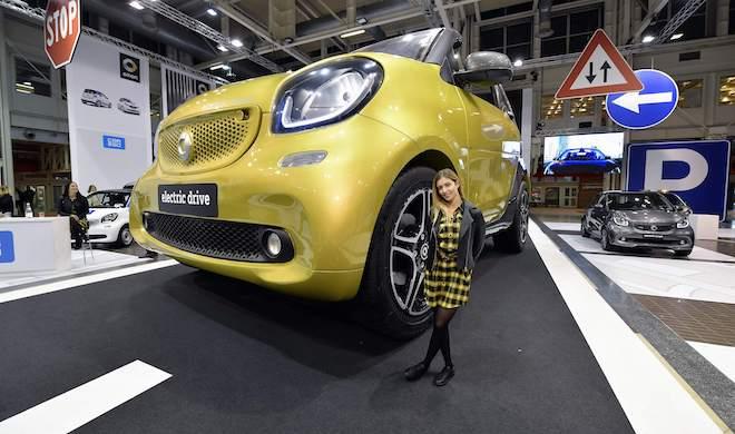 smart motor show bologna - 1