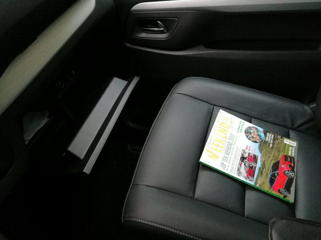 Un weekend sul Peugeot Traveller