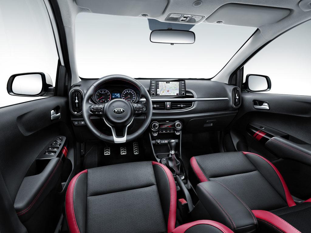 Kia Picanto 2017, terza generazione, ottimo design