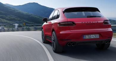 Weekend col SUV Porsche Macan GTS