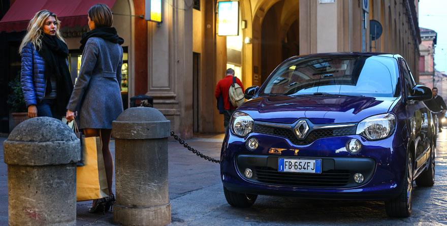 Renault Twingo Lovely, pensata per le donne