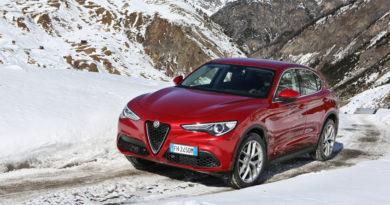 Alfa Romeo Stelvio, porte aperte per il SUV