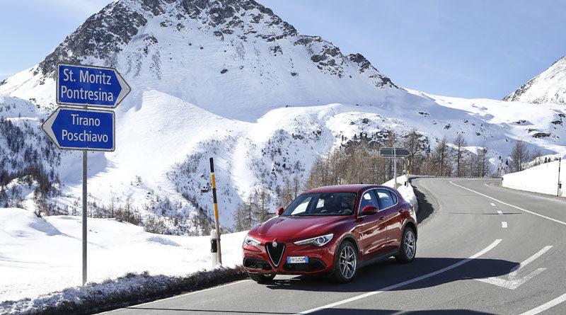 Alfa Romeo Stelvio la nostra prova