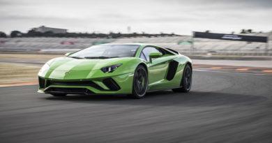 Arriva la nuova Lamborghini Aventador S