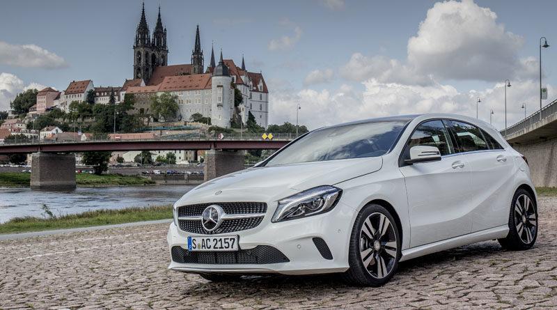 Mercedes Classe A Next per auto donna
