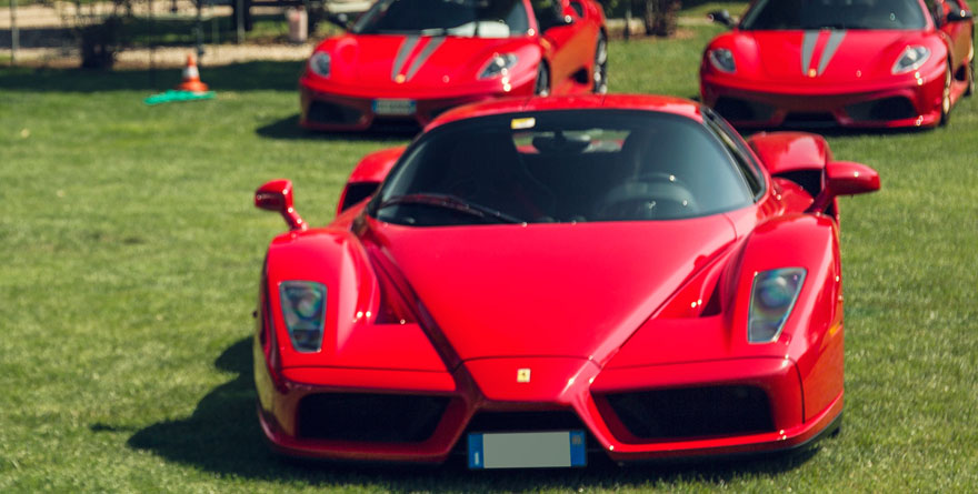 Cars & Coffee Italy