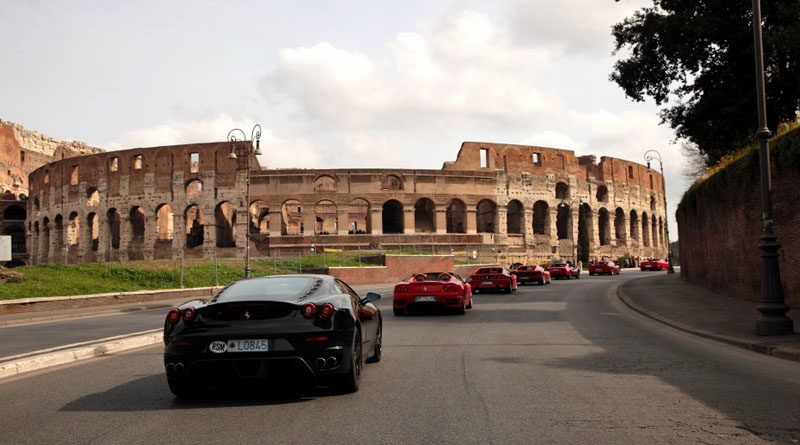 70 anni Ferrari