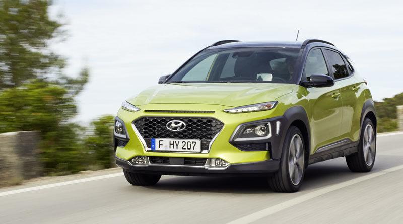 SUV compatti Hyundai Kona