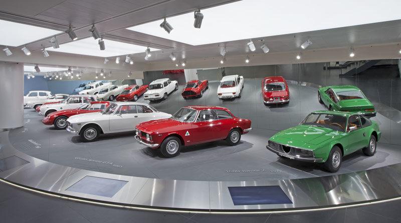 107 anni Alfa Romeo
