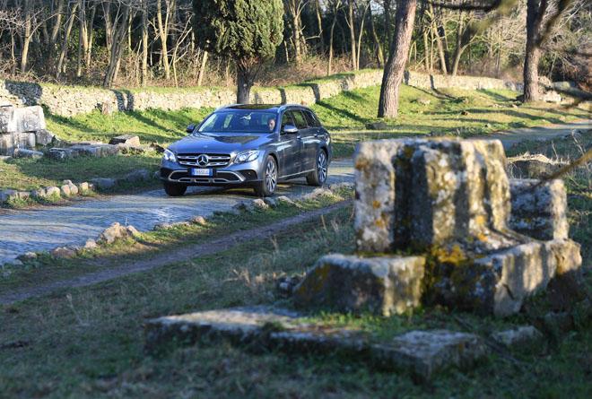 Mercedes Classe E All-Terrain