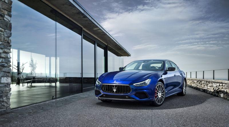 Maserati Ghibli Gran Sport : orgoglio italiano.