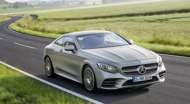 Mercedes Classe S Coupé e Cabriolet 2018