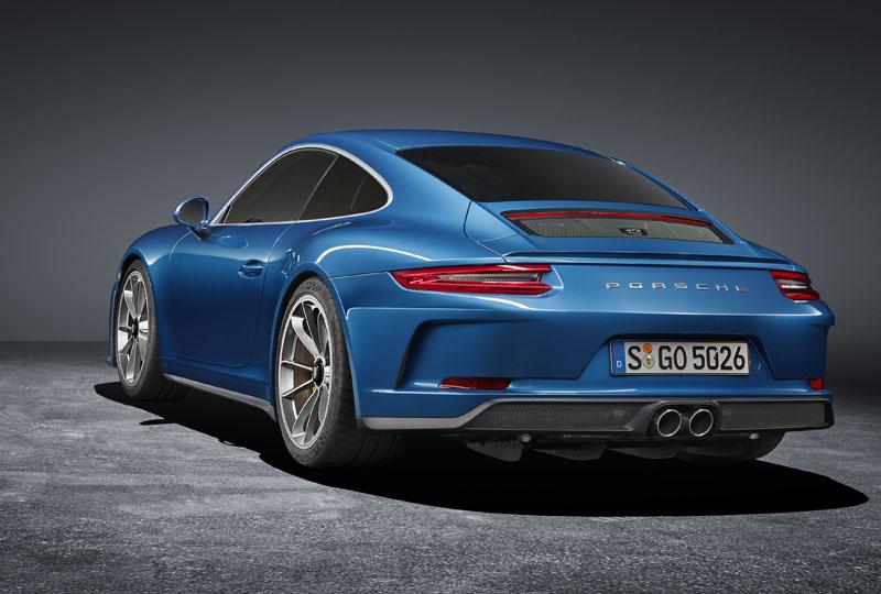 Porsche al salone di Francoforte 2017