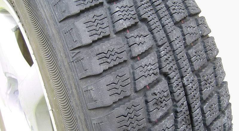 Montaggio pneumatici invernali
