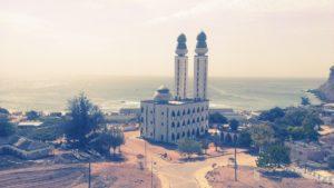Moschea dei pescatori Dakar